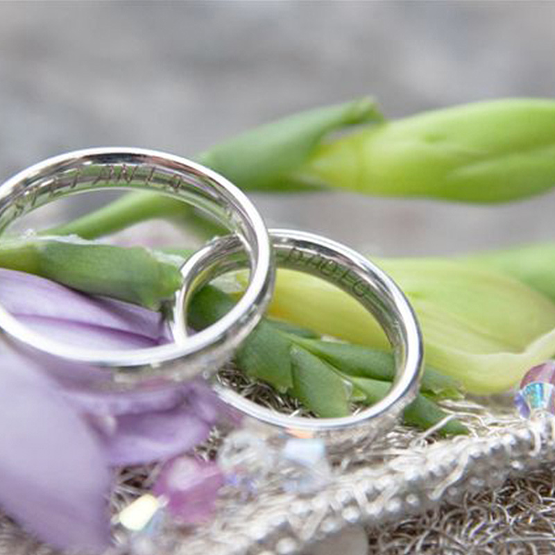 accessori portafedi sposi matrimonio