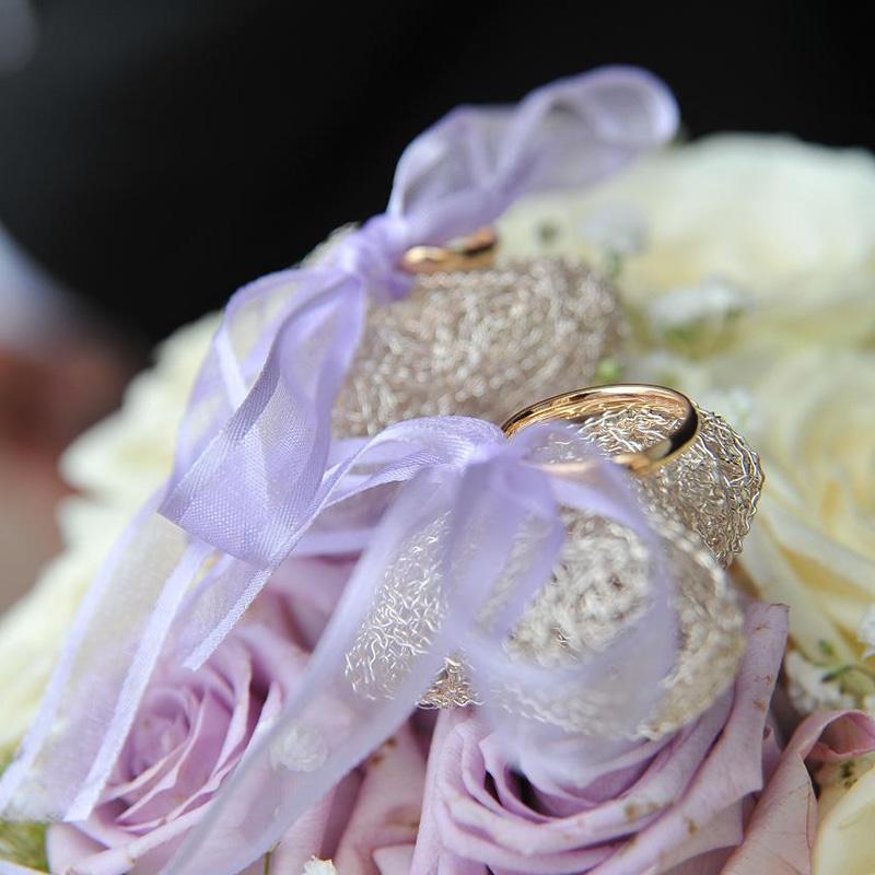 accessori portafedi sposi