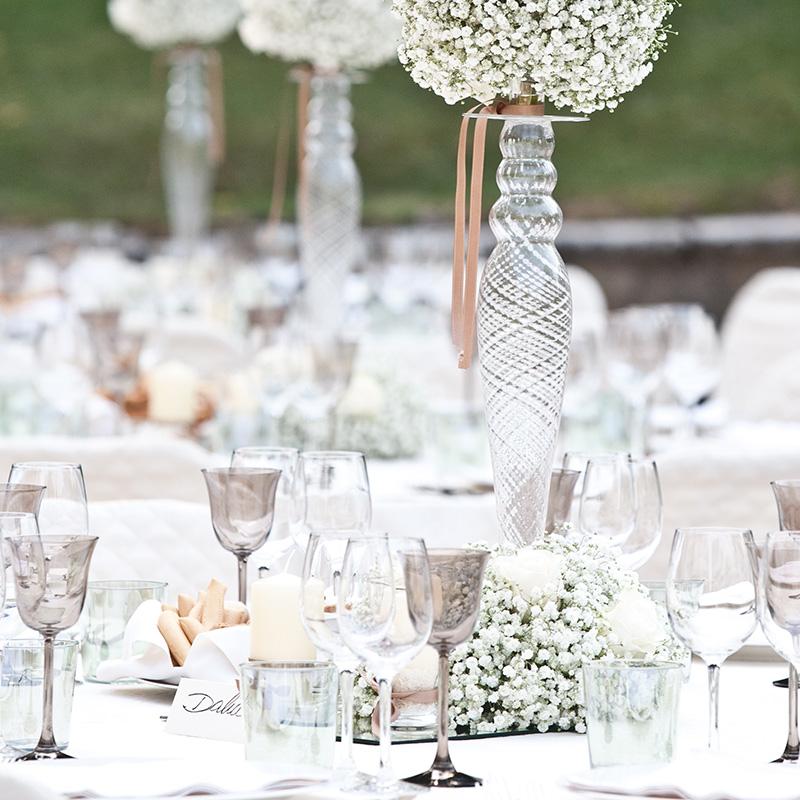 abbastanza allestimenti floreali, decorazione location - Fiorista matrimonio  OZ49